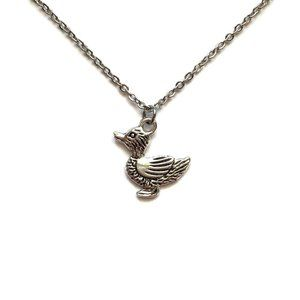 Duck Necklace Tibetan Silver Handmade 🦆 4for$20